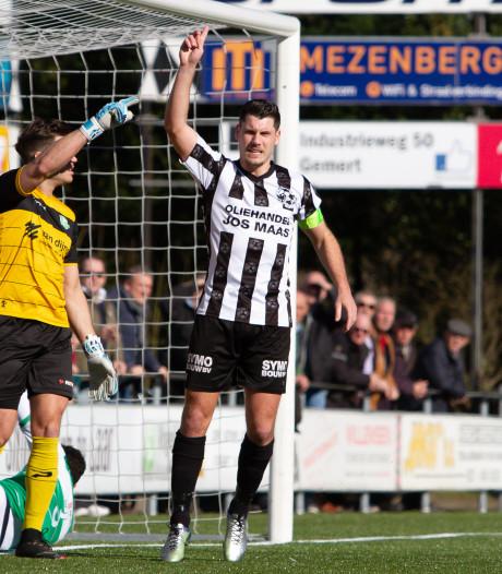 Overzicht | ZSV pakt in slotfase Kranenmortelderby een punt, Gemert wint weer eens een wedstrijd