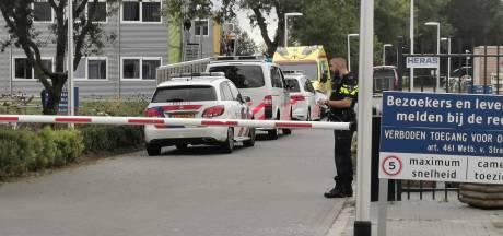 Ruzie mondt uit in steekpartij op AZC Hardenberg: vluchtende verdachte opgepakt