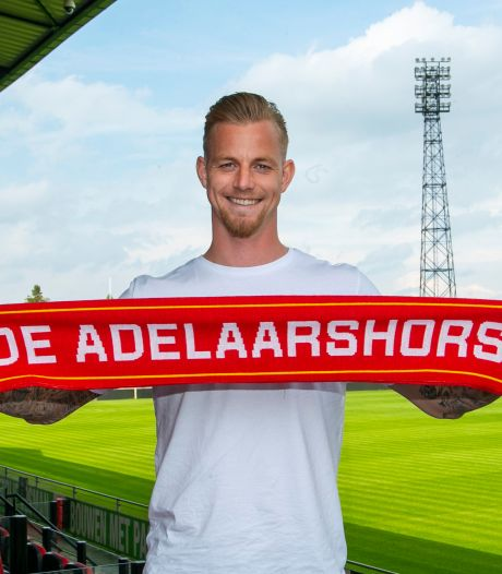 Van Kippersluis is coronavrij en start bij Go Ahead Eagles: 'Kind in snoepwinkel'