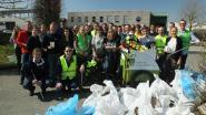 Tachtig werknemers ruimen 1.800 liter zwerfvuil in De Prijkels