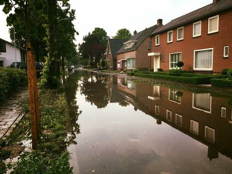 Heftige hagelbuien blijven vooralsnog weg uit Zuidoost-Brabant