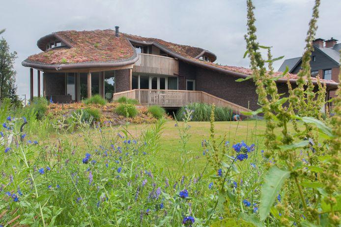 Een duurzame woning in Aerdenhout van de hand van Huub van Laarhoven.