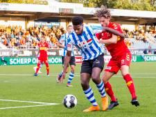 Raaijmakers (18) stevent af op basisdebuut bij FC Eindhoven, Seedorf en Carlone weer inzetbaar