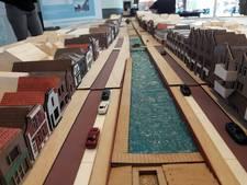 Opengraven haven Zevenbergen:  wisselende reacties op weekmarkt