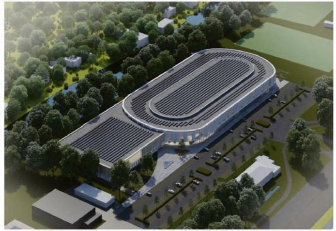 Schaatsclubs vragen de Alphense gemeenteraad toch bij te dragen aan de nieuw te bouwen ijsbaan in Leiden.