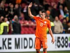 Van Persie terug in voorselectie Oranje, Van Dijk ontbreekt