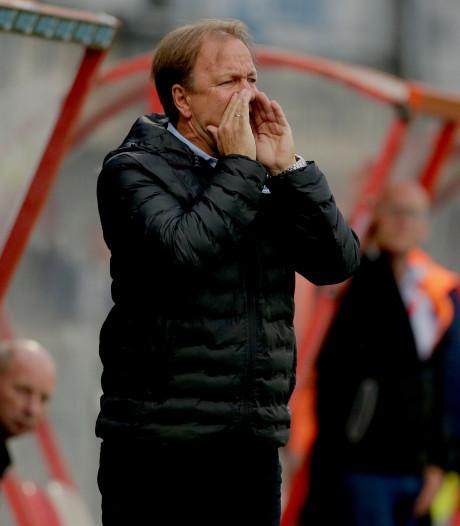 De Graafschap-trainer Snoei na zege op MVV: 'We zijn op de goede weg'