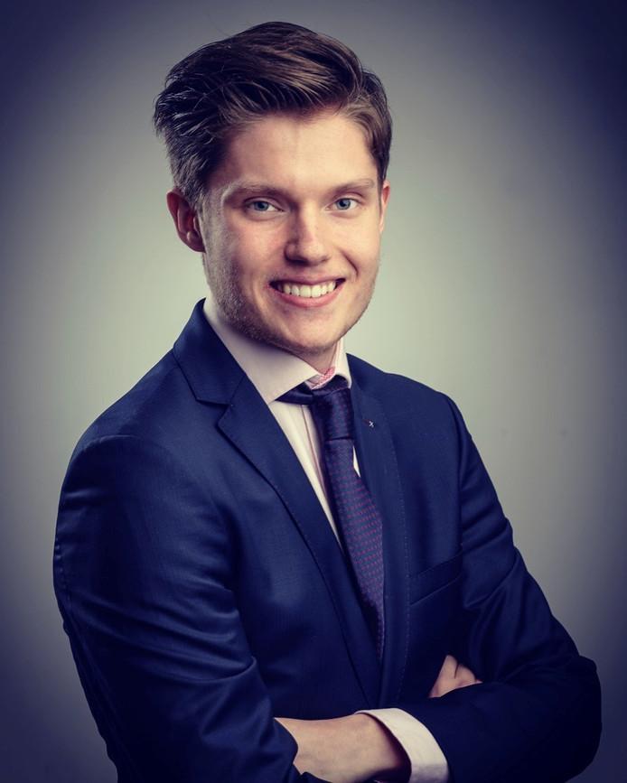 Wesley van Driel