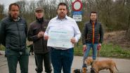 Al drie honden dood door vergiftiging: stad roept op tot waakzaamheid in natuurgebied Sinaai