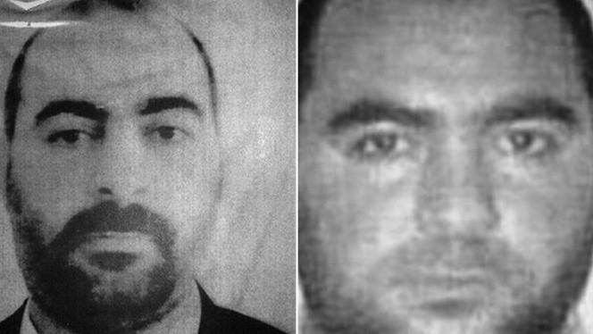 Er circuleren slechts twee geauthenticeerde foto's van Baghdadi.