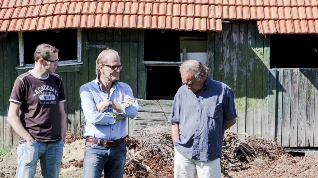 Deel 2: Ronny Wolterink, Edwin Konings en Pieter Hoitinga. foto Sanne Steenbreker