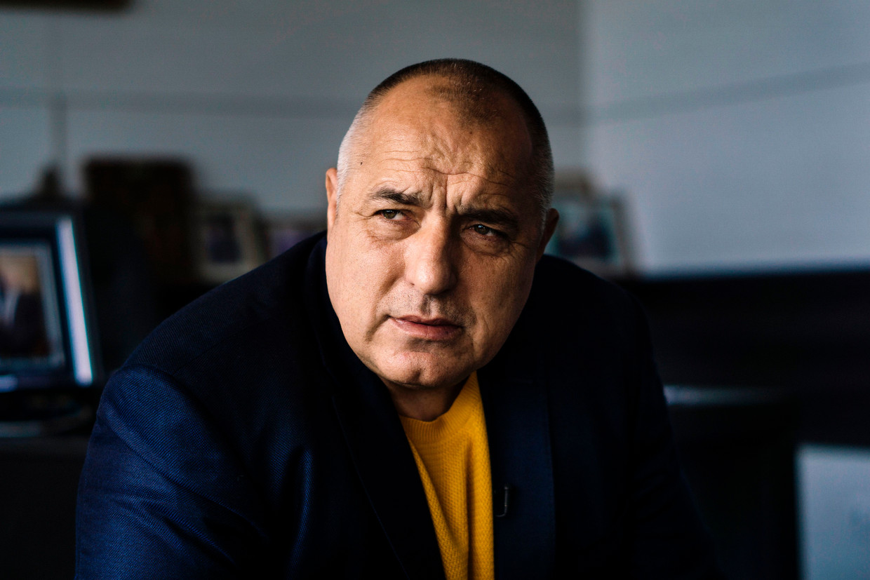 Bojko Borisov.