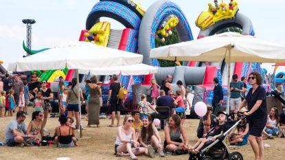 Linkerwoofer ontvangt 18.000 festivalgangers