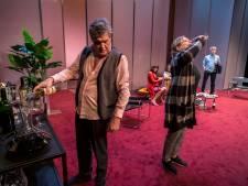 Porgy Franssen aan de drank in psychologische komedie 'Wijn'
