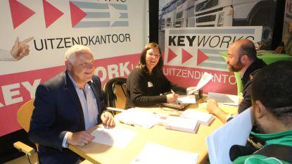 Werkloosheid in Oost-Brabant bij laagste van Vlaanderen