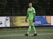 Wedstrijd 's-Gravendeel en IJsselmonde is ontspoord tijdens blessuretijd: 'Moet ik je neersteken?'