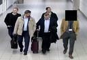 Vier Russische spionnen komen op Schiphol aan, met als doel de OPCW in Den Haag te hacken, volgens de MIVD en AIVD.