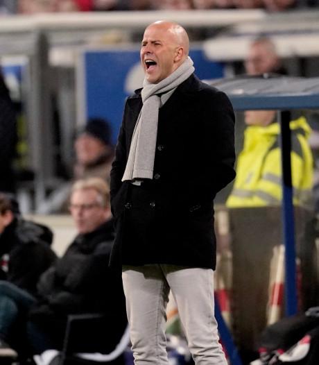 AZ-trainer Slot wilde meer goals van De Wit zien en krijgt zijn zin