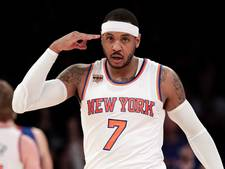 NBA-ster Carmelo Anthony naar Oklahoma