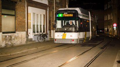Slechte tramsporen: Lijn 4 naar Moscou afgelast