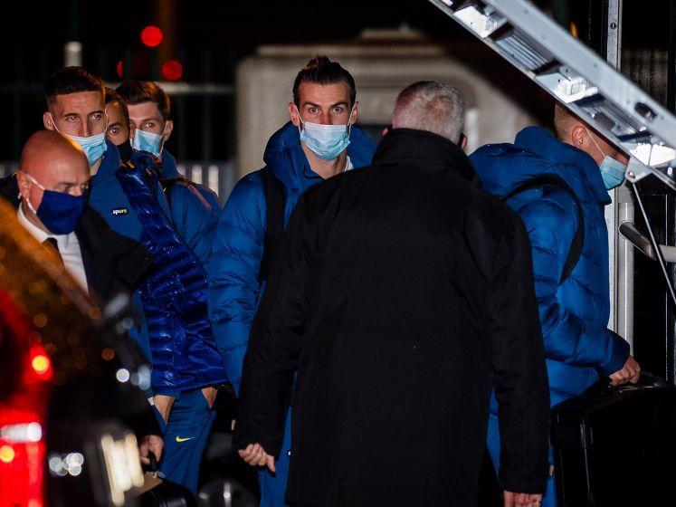 Tottenham arriveert in België voor duel tegen Antwerp