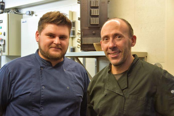 Ionut en Daniel Antuna - 't Stoveke