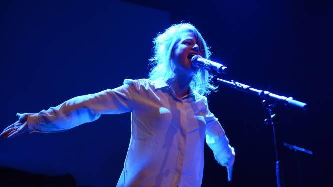 Concert Selah Sue in Het Depot afgelast door strengere coronamaatregelen