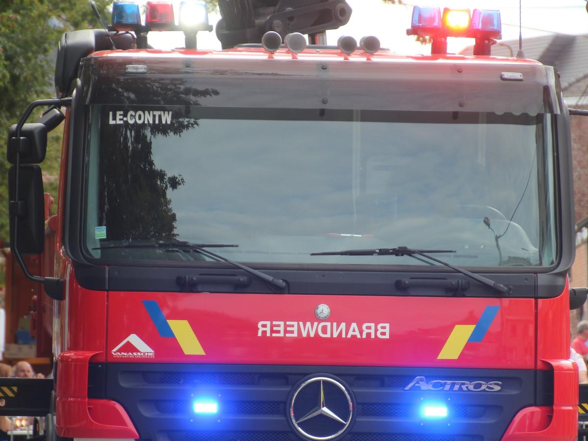 De brandweer had de situatie snel onder controle. (illustratiebeeld)