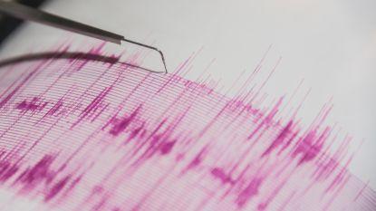 Vorig jaar 65 aardbevingen in België