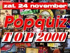Oisterwijk maakt kennis met de Popquiz Top 2000