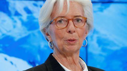 IMF-directeur Christine Lagarde bezorgd over mogelijke valutaoorlog