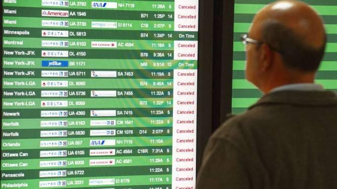 Verschillende luchthavens in NY opnieuw geopend