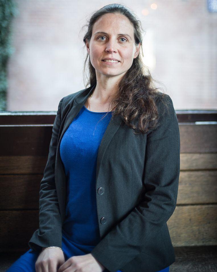 Planoloog Leonie Janssen-Jansen. Beeld Mats van Soolingen