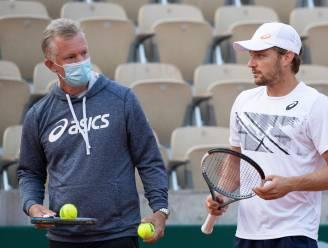 David Goffin breekt na 2 jaar met zijn coach Thomas Johansson