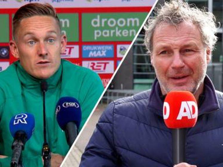 Feyenoord verspeelt koppositie in derby: 'Van 8 naar een 4'