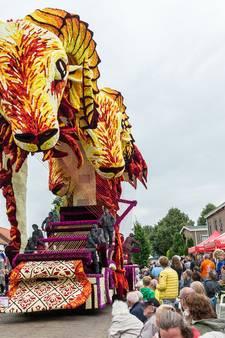 Sint Jansklooster creatie Fun Fun derde in landelijke top tien corso's