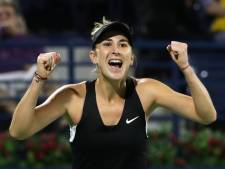 Bencic klopt ook Kvitova en eindigt droomweek met titel