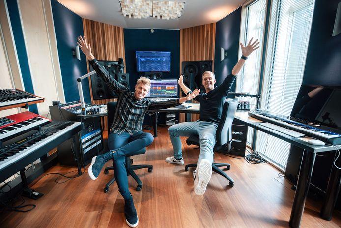 Jaao Reesema en Armin van Buuren