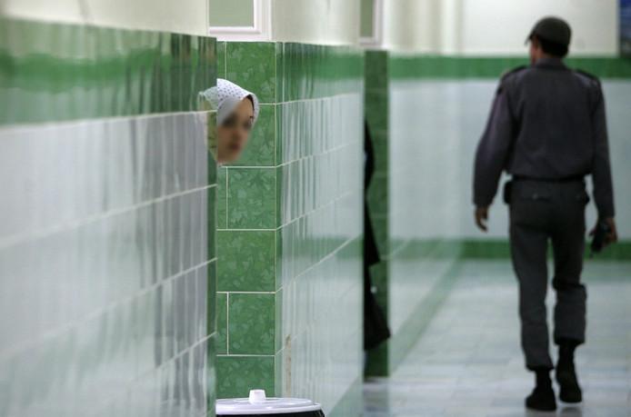 Het bloggende duo werd vastgehouden in de beruchte Evin-gevangenis in Teheran.