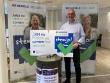 Kom op ondernemers in Hengelo, betaal mee aan aantrekkelijker binnenstad voor het publiek!