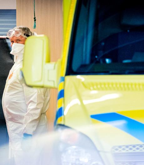 62 nieuwe ziekenhuisopnames in Brabant gemeld, RIVM: 'Op dinsdagen consequent de hoogste aantallen'