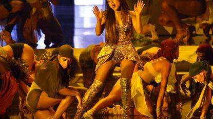 Ariana Grande boycot de Grammy's