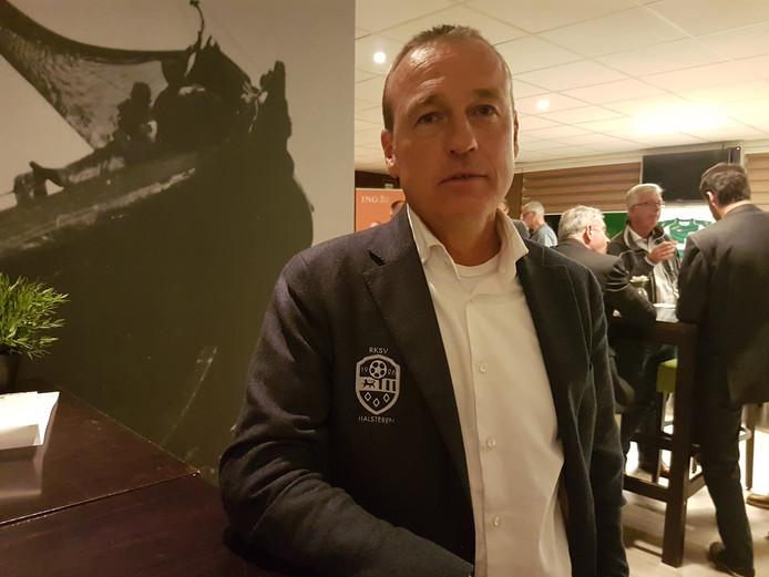 Peter Pijpers (trainer Halsteren)