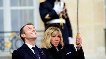 President Macron komt naar Gent