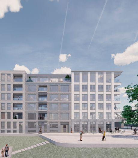 Derde kolos met luxe appartementen wordt eind dit jaar uit de grond gestampt in nieuwbouwgebied Zutphen