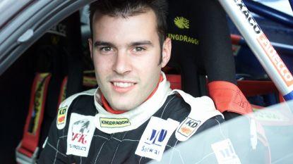 Rallyrijder Mathias Viaene (41) overleden