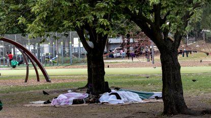 Ruim 1.400 bedden voor daklozen in Brussels gewest
