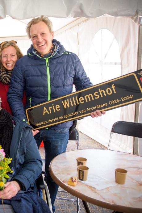 Helmond eert legendarische Arie Willems met eigen hof