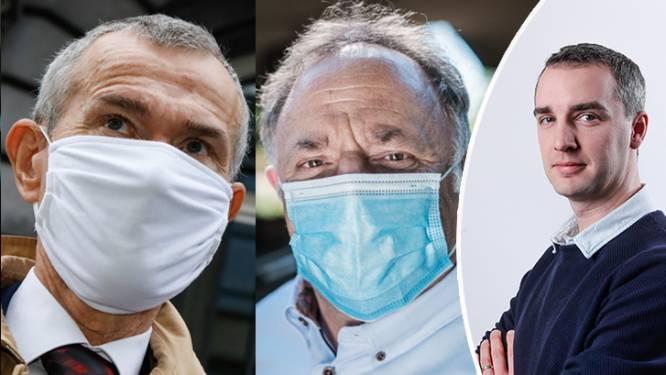 ONZE OPINIE. De halve waarheden van experten en politici dragen in deze crisis bij aan het gebrek aan burgerzin om de maatregelen te blijven volgen