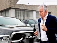 Misdaadverslaggever Peter R. de Vries getuigt weer tegen Willem Holleeder
